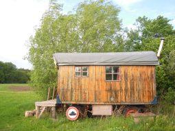 Maison sur roues