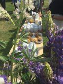 Déjeuner floral