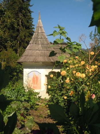 Jardin béni
