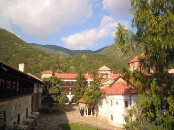Monastère Backouski