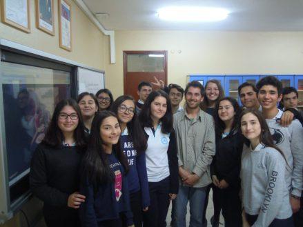 Classe de Mehmet a Giresun