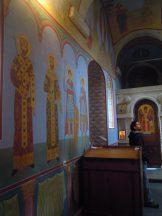 Couleurs vives de monastères