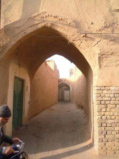 Ruelle de Kashan