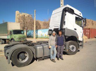 Entretien du camion de Mohsen