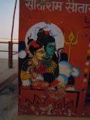 Divinités murales