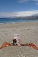 Canapé de bord de plage