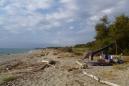 Parasole sur plage